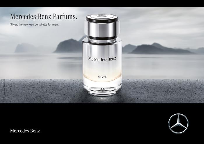 6d1952008e Mercedes-Benz Silver Mercedes-Benz colônia - a novo fragrância Masculino  2017
