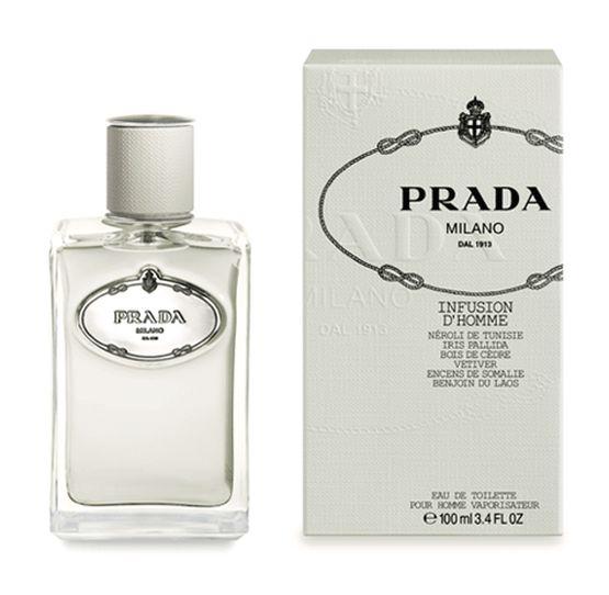 Infusion d Homme Prada zapach - to perfumy dla mężczyzn 2008 097e8d64b24