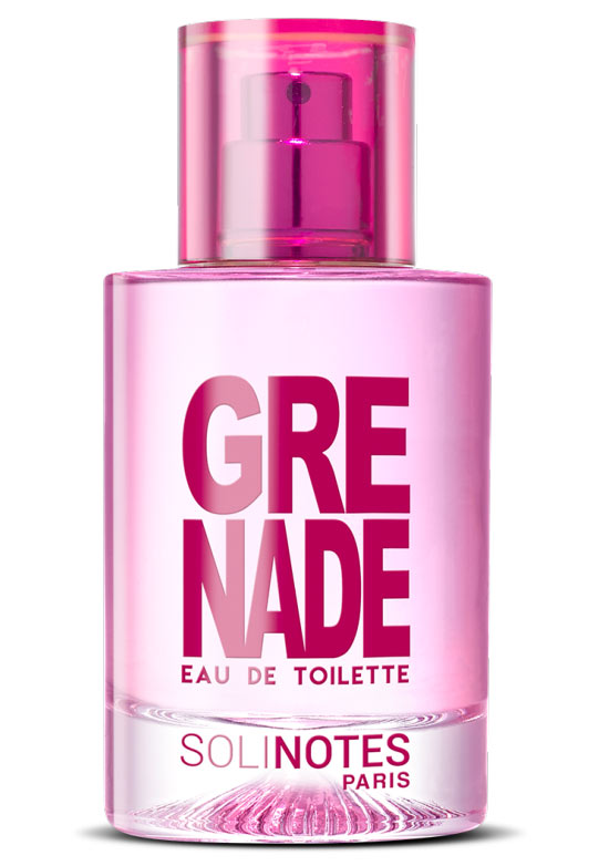 Grenade Pomegranate Solinotes Perfume A New Fragrance For Women 2017