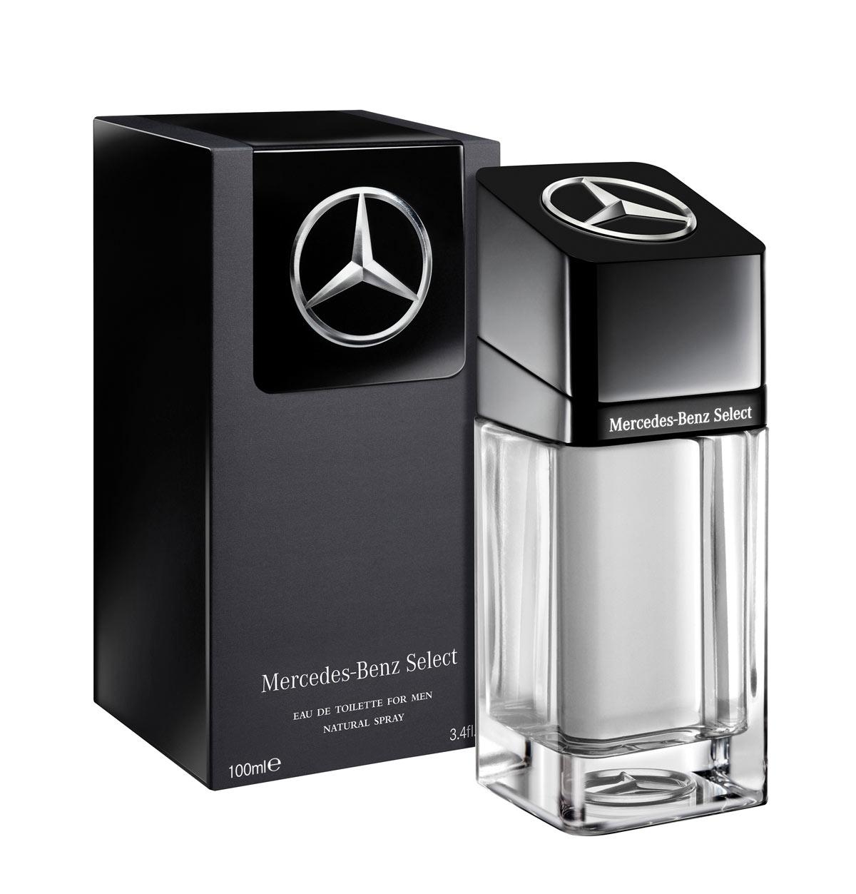 Mercedes Benz Select Mercedes Benz одеколон новый аромат для