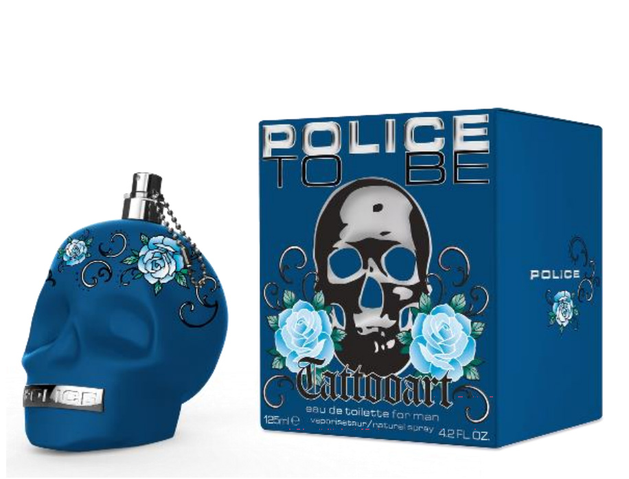 736721a036c9f To Be Tattooart Police cologne - a new fragrance for men 2017