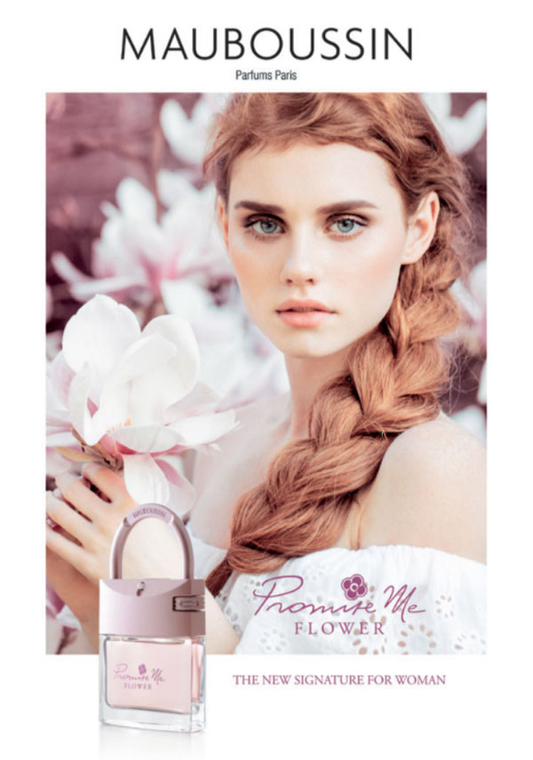 Promise Me Flower Mauboussin perfume - a fragrance for women 2017