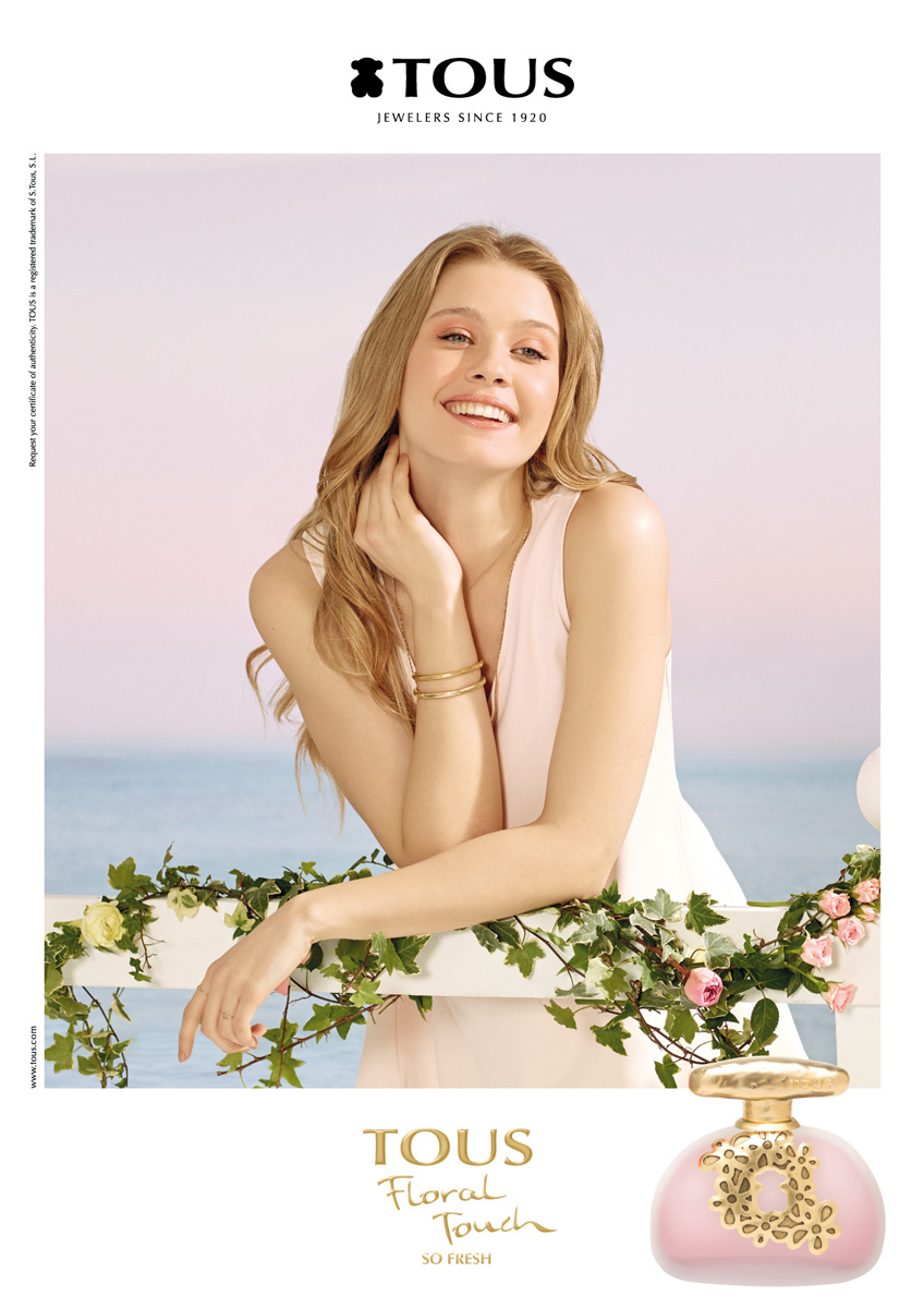 Floral Touch So Fresh Tous Perfume A New Fragrance For Women 2017