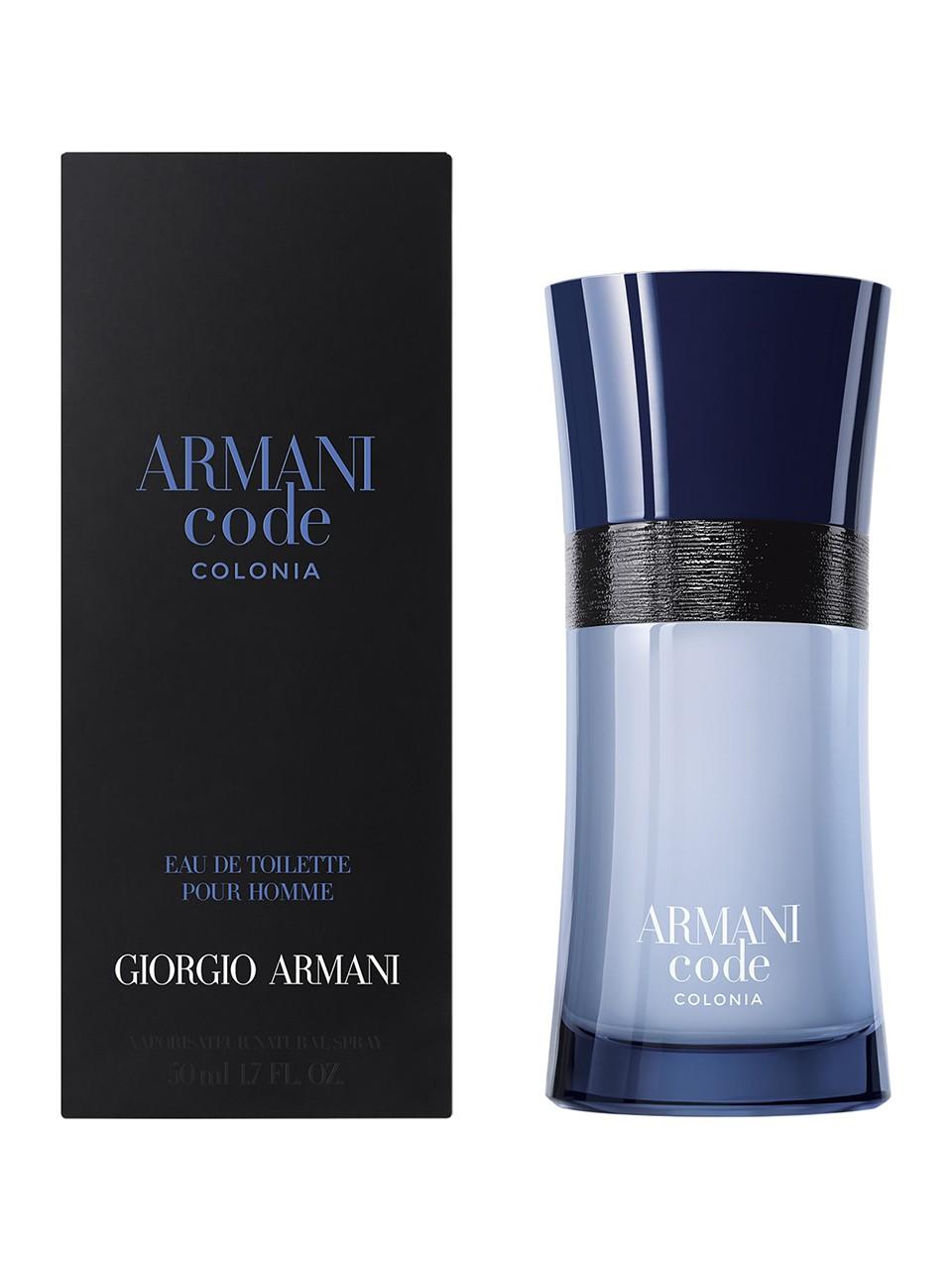 Code Colonia Giorgio Homme Pour Armani R3ASjqc54L