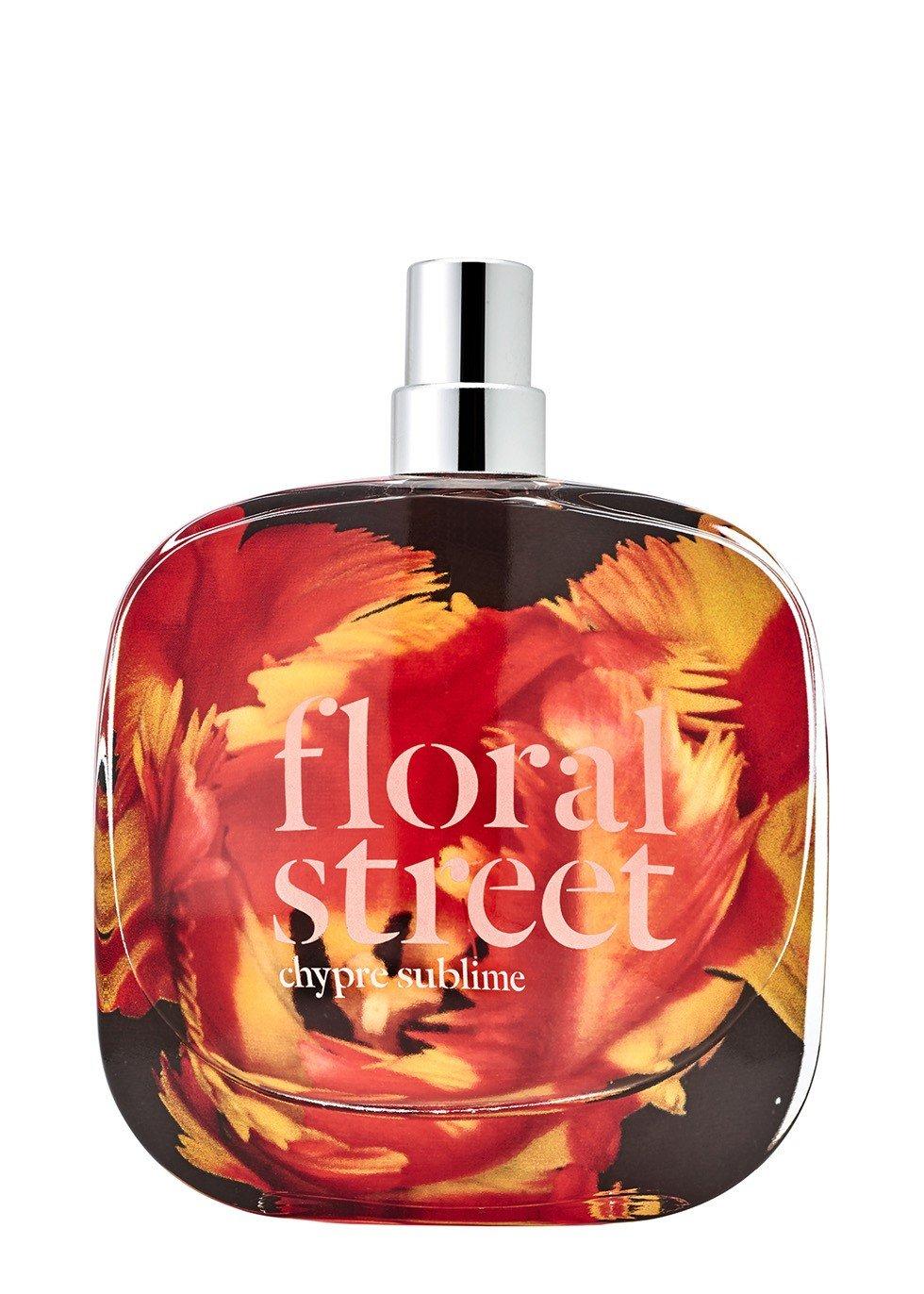 Chypre Sublime Floral Street Parfum Un Nouveau Parfum Pour Homme