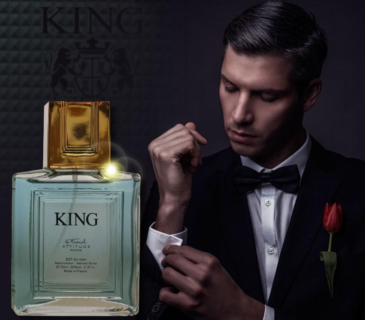 Pour Attitude Cologne Un French Homme Parfum King 5q3LcRj4AS