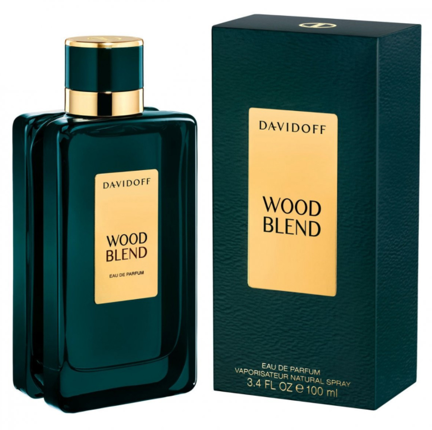 Wood Blend Davidoff Perfume A New Fragrance For Women And Men 2017