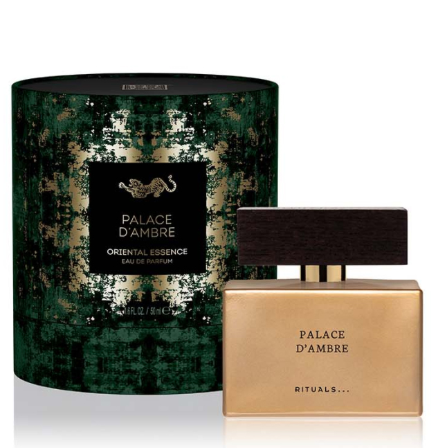 Bedwelming Palace d'Ambre Rituals cologne - a new fragrance for men 2017 @DR45