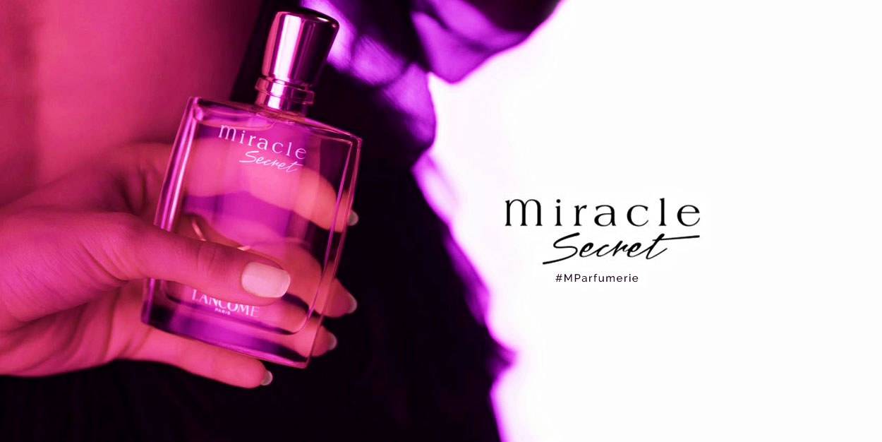 ca2904a43 Miracle Secret Lancome perfume - a new fragrance for women 2017