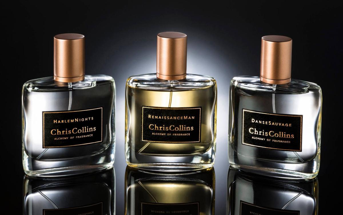 Chris Collins perfumes