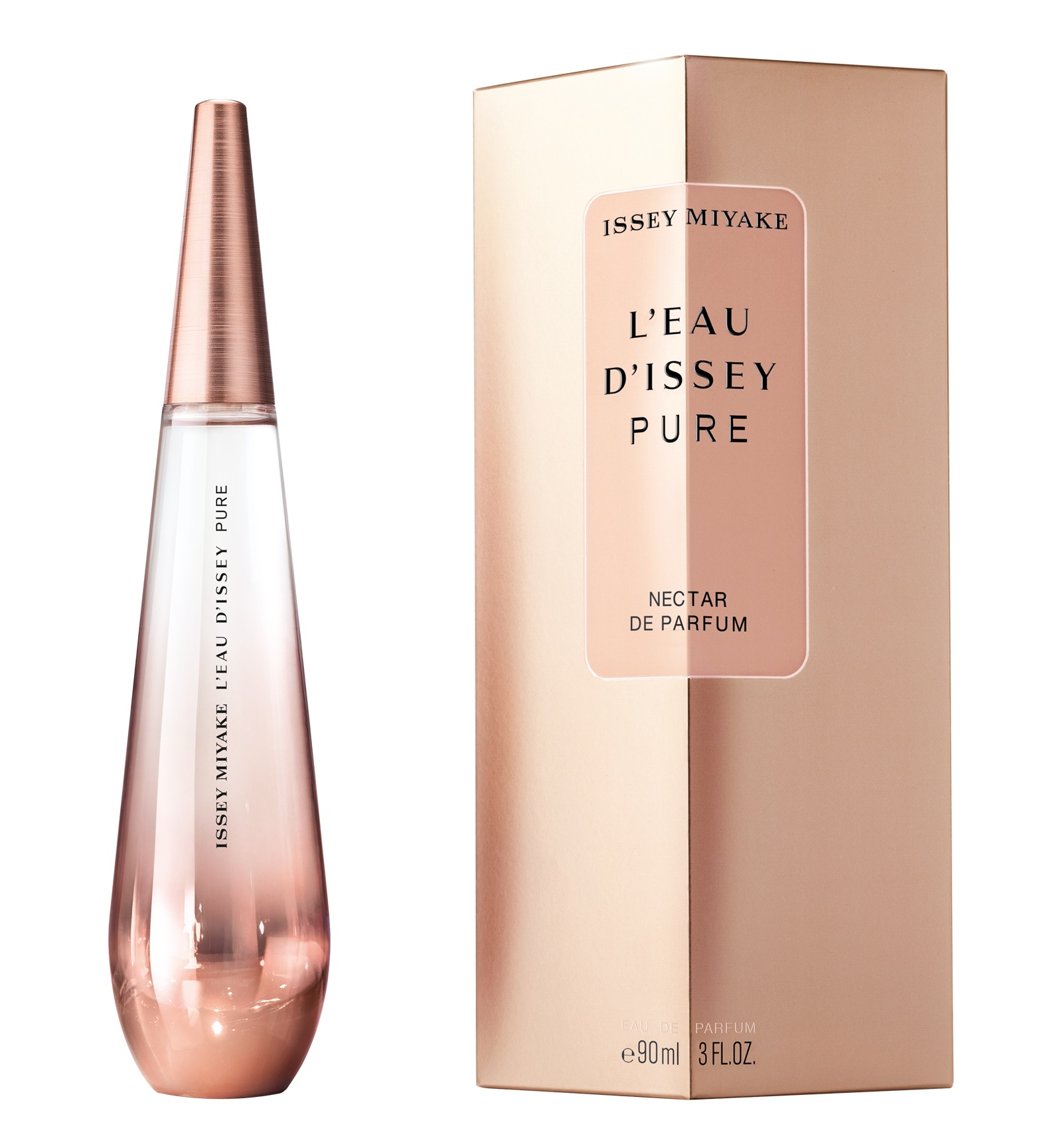 Leau Dissey Pure Nectar De Parfum Issey Miyake Perfume A New