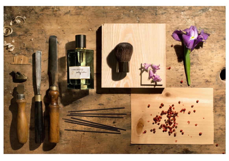 Encens Asakusa L'Orchestre Parfum parfum - un parfum pour homme et ...