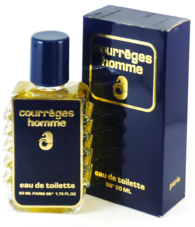 Un Courreges Parfum Homme Pour 1977 Cologne kiOXuTPZ