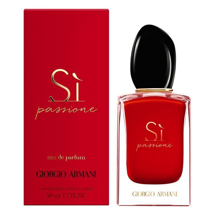 Sì Passione Giorgio Armani perfume - a novo fragrância Feminino 2017 ccc2cc52cd