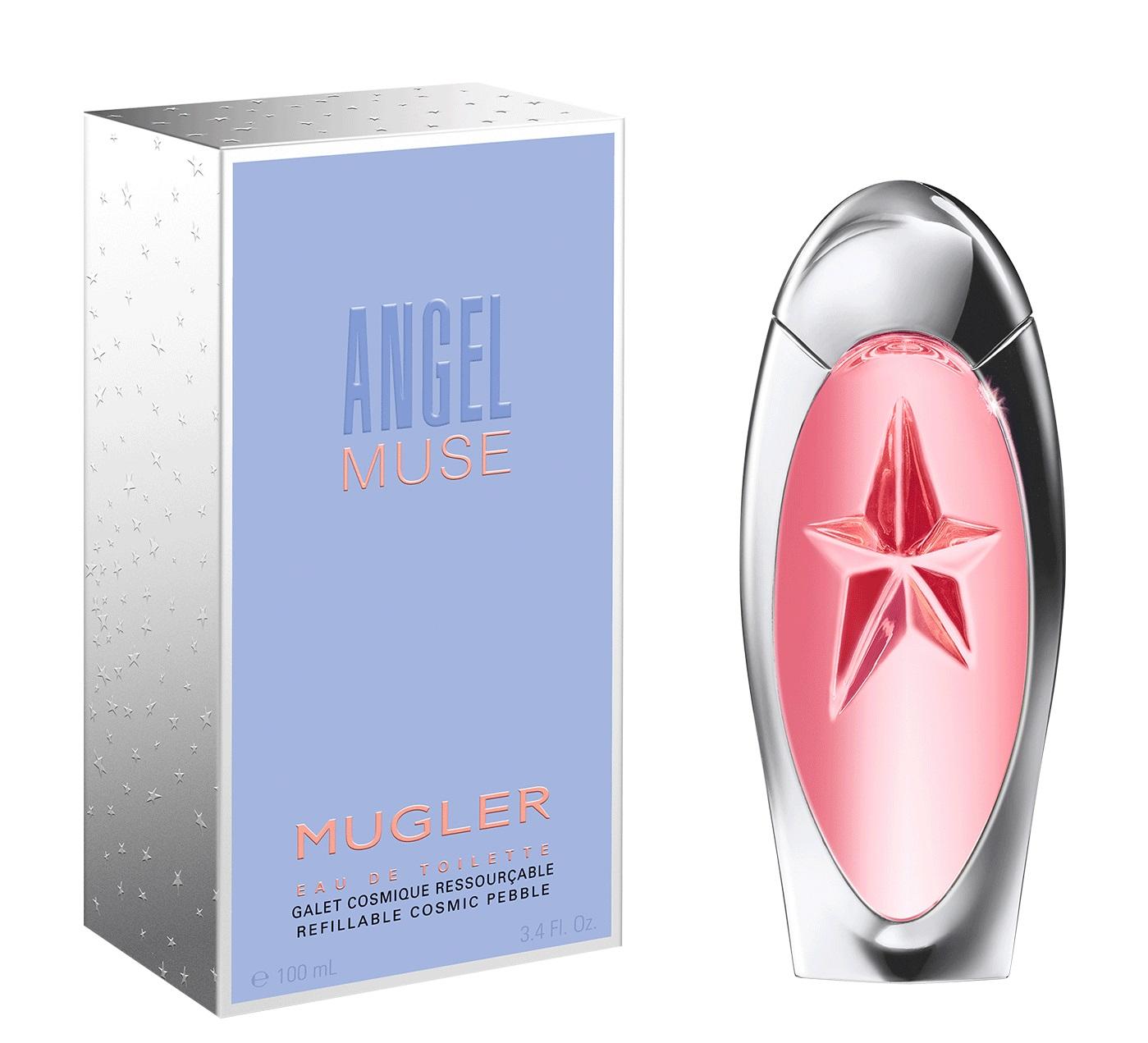 Angel Muse Eau De Toilette Mugler Parfum Un Nou Parfum De Dama 2017
