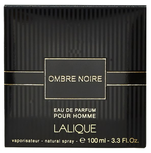 Ombre Noire Lalique Cologne A New Fragrance For Men 2017