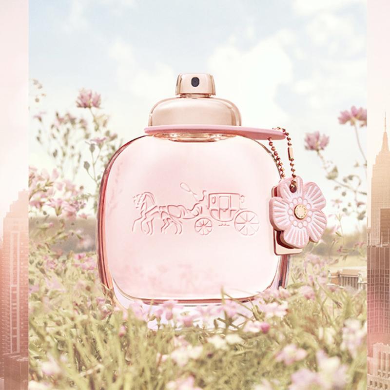 Eau Nouveau Coach The Parfum Pour Floral Un xBderCo