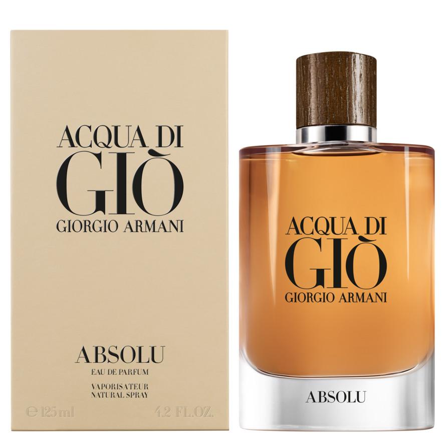 Acqua Di Gio Absolu Giorgio Armani Colonie Un Nou Parfum De