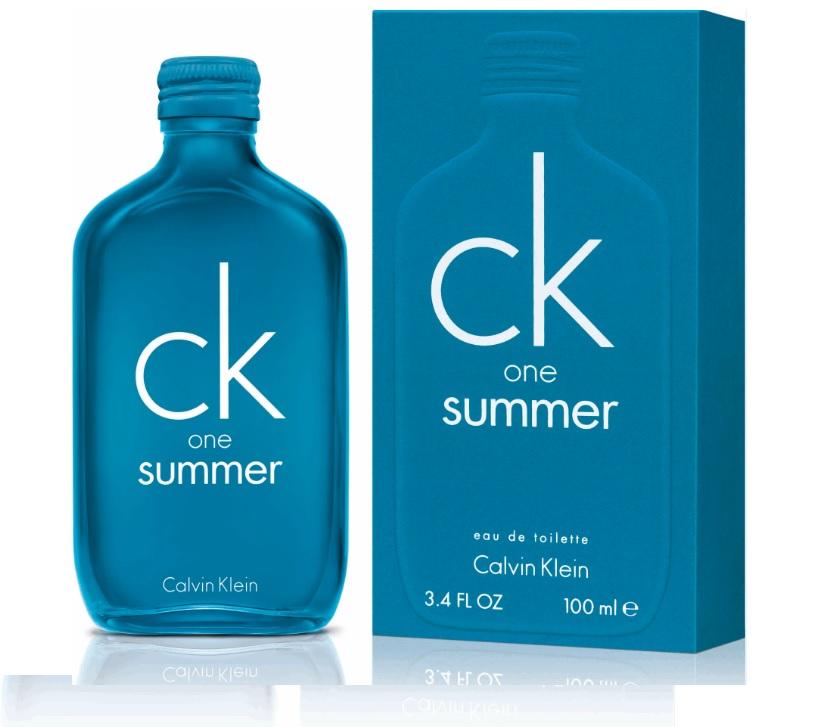 Ck Calvin Summer Pour 2018 Parfum One Un Nouveau Klein Ibgf6vmY7y
