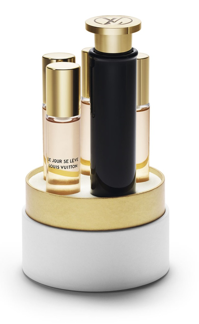 b3222bfaa41b Le Jour se Lève Louis Vuitton perfume - a new fragrance for women 2018