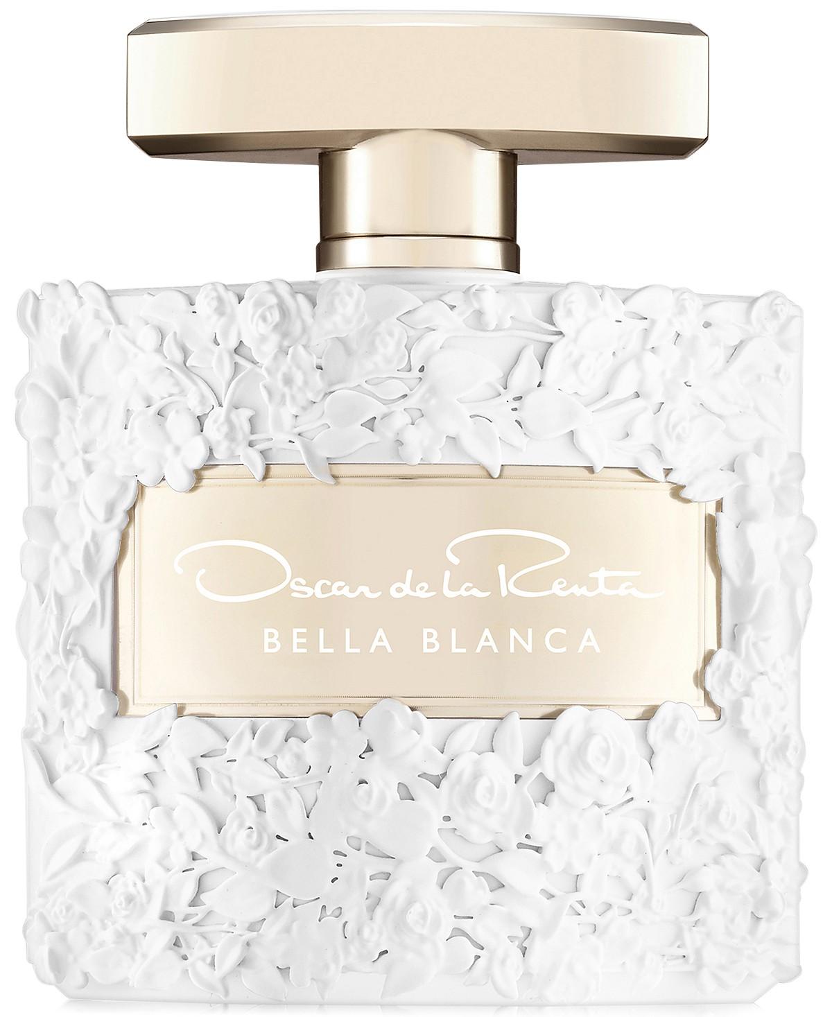 c81e719652ab62 Bella Blanca Oscar de la Renta perfume - a new fragrance for women 2018