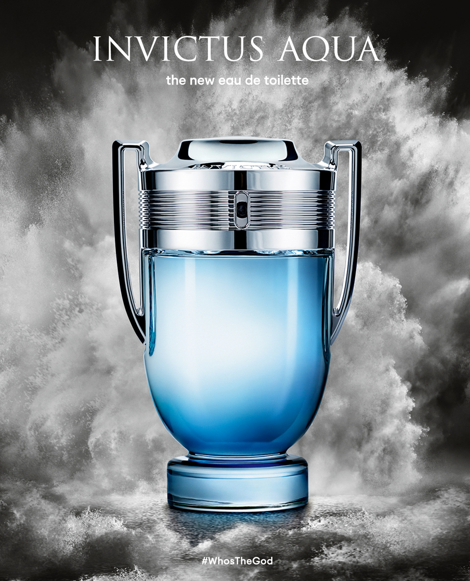 ae8c949c2d Invictus Aqua (2018) Paco Rabanne colônia - a novo fragrância ...