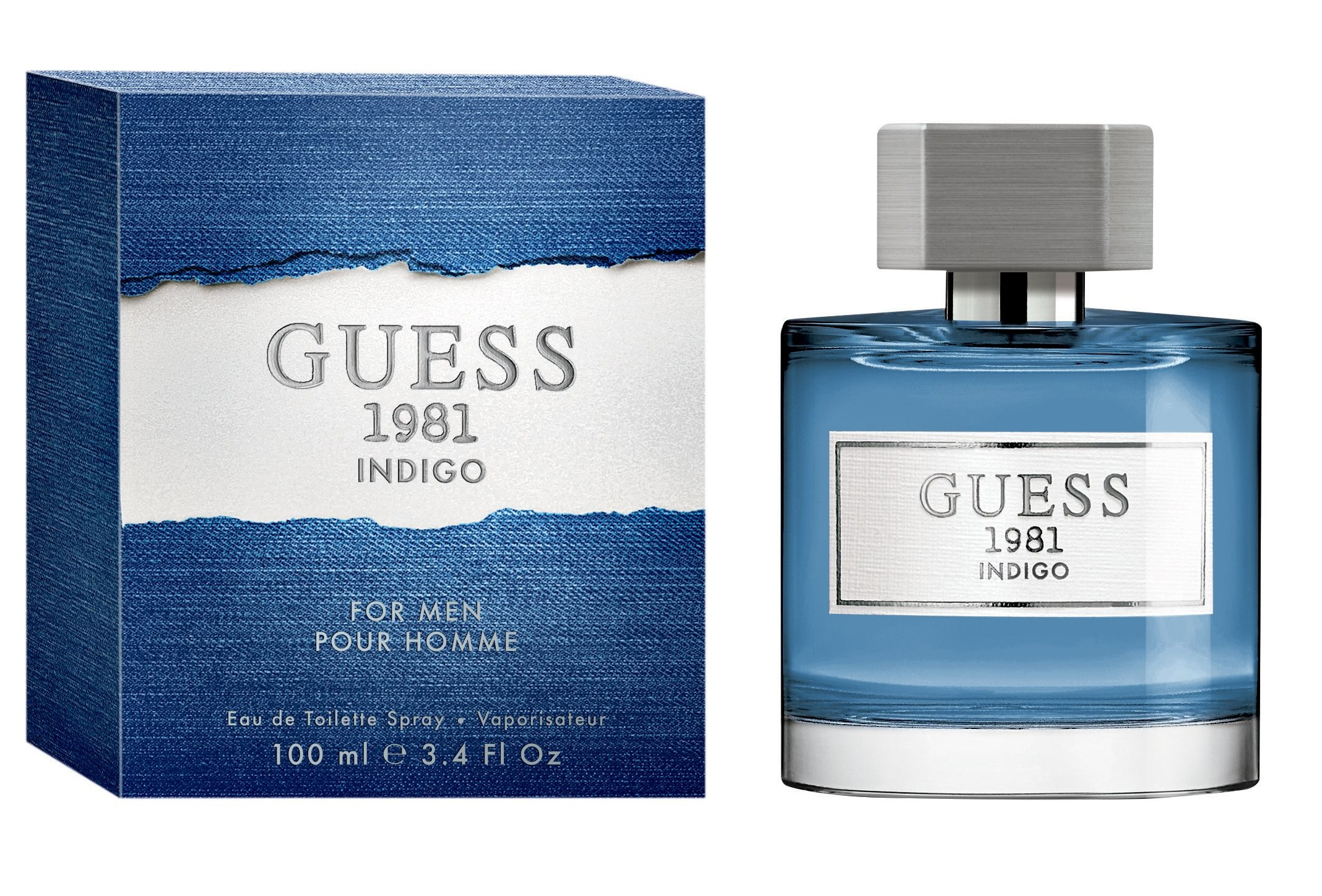 Guess 1981 Indigo for Men Guess cologne - a fragrance for ...