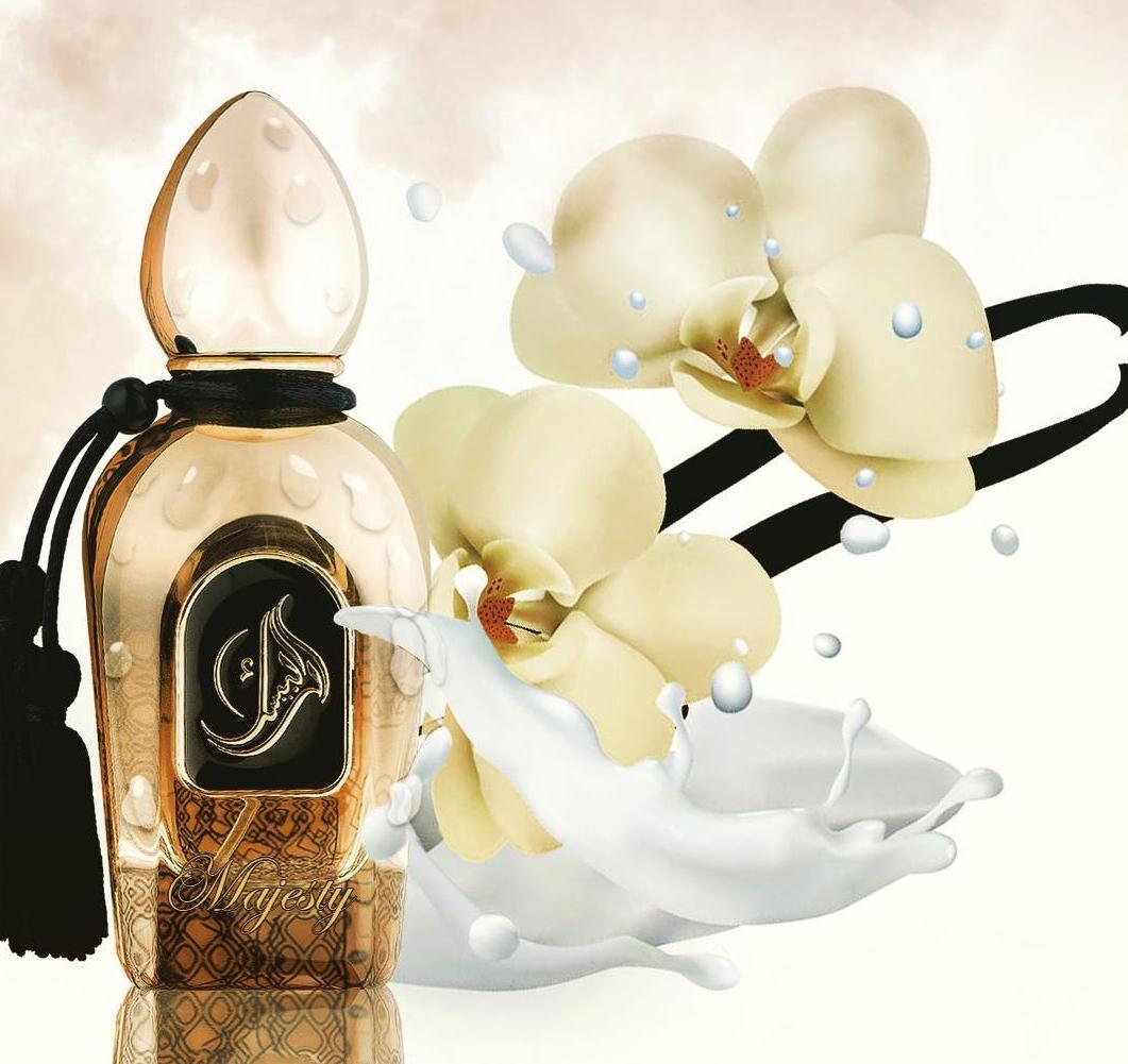 donde comprar perfume arabesque majesty