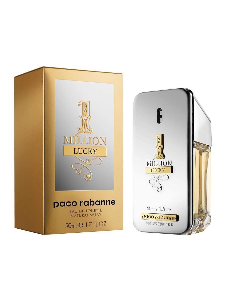1 Million Lucky Paco Rabanne Cologne Ein Neues Parfum Für Männer 2018