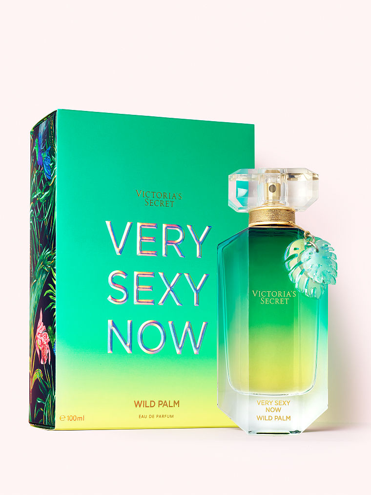 ad2fc97c920 Very Sexy Now Wild Palm Victoria s Secret perfume - a new fragrance ...