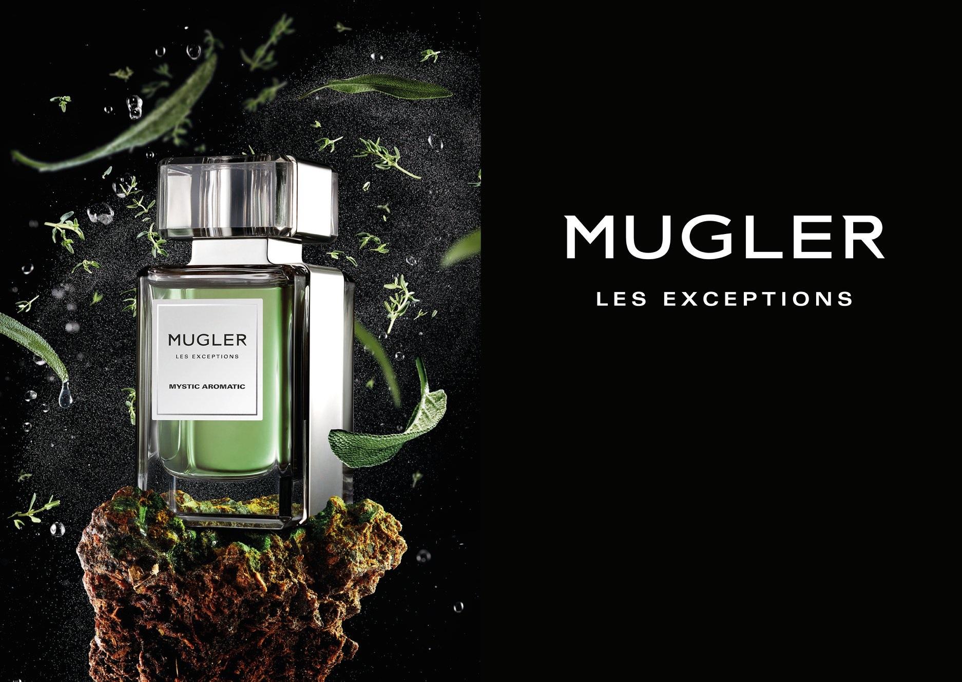 Mystic Pour Mugler Parfum Un Homme Et Aromatic Nouveau pMVzSUq