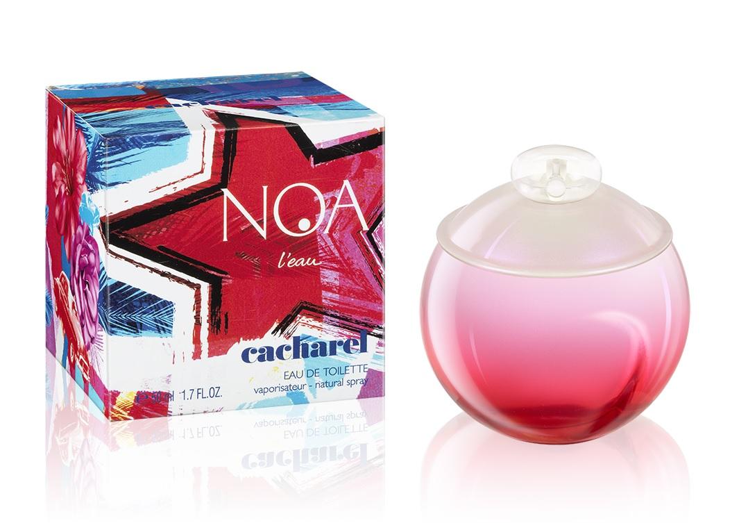 Noa Leau 2018 Cacharel Parfum Un Nouveau Parfum Pour Femme 2018