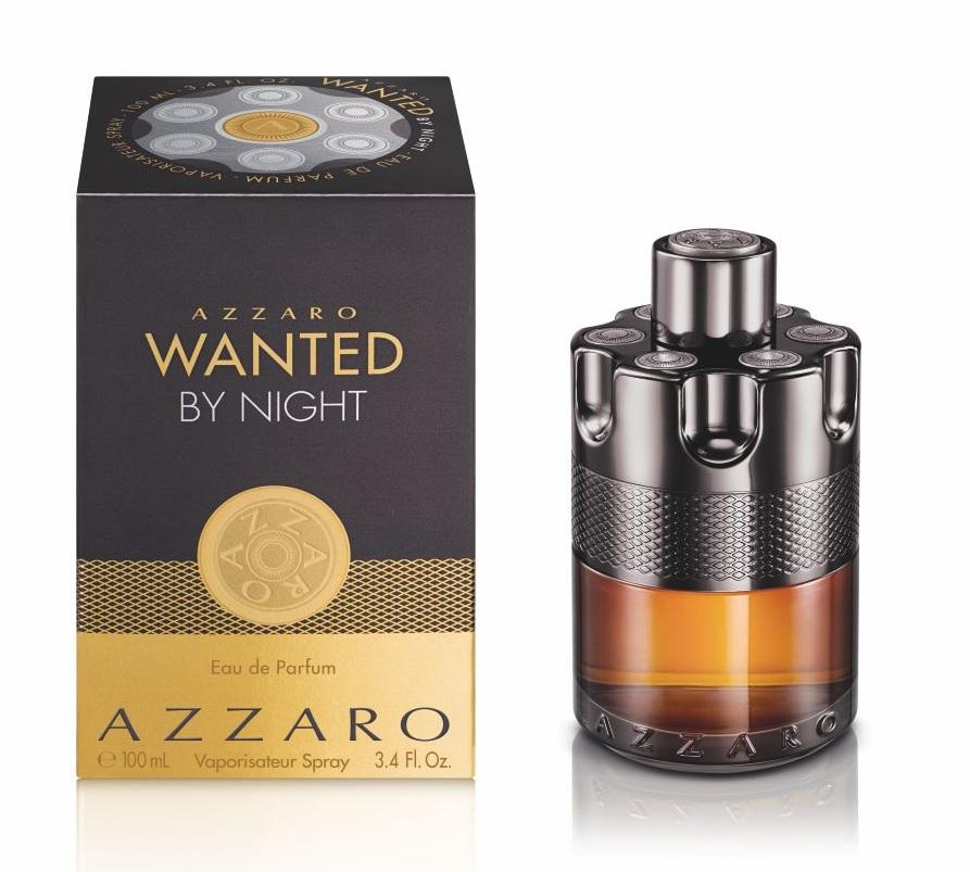 Wanted By Night Azzaro Cologne Un Nouveau Parfum Pour Homme 2018