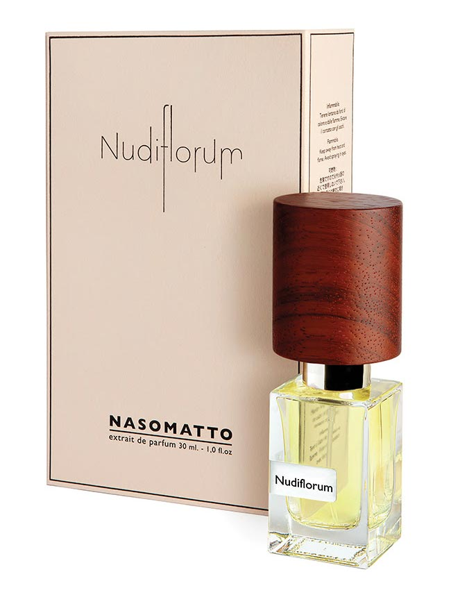 Nudiflorum Nasomatto аромат новый аромат для мужчин и женщин 2018