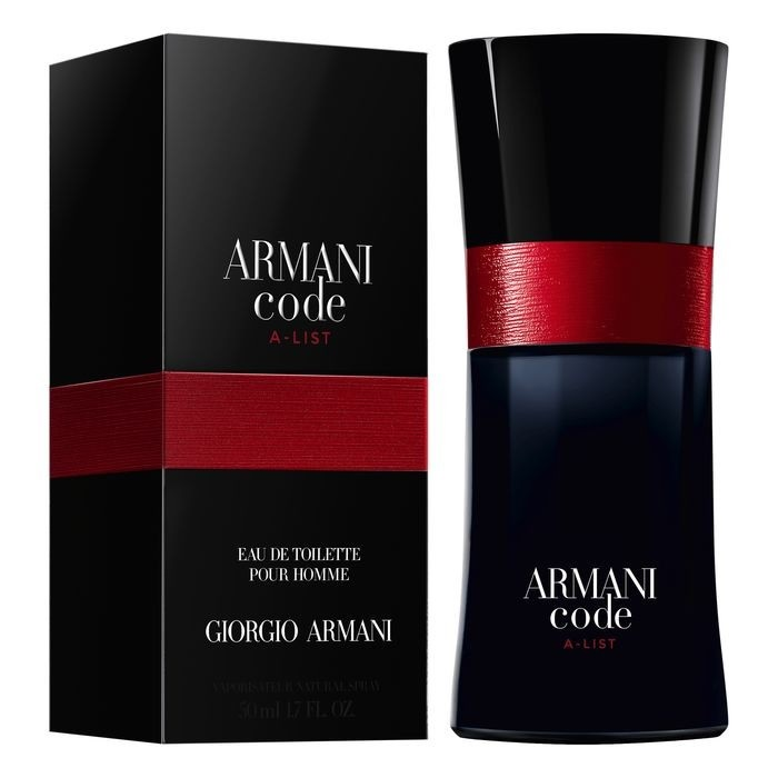 c74fff84dc Armani Code A-List Giorgio Armani cologne - a new fragrance for men 2018