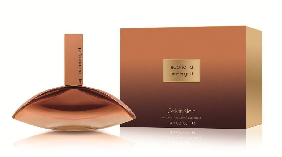 Euphoria Amber Gold Calvin Klein Perfume A New Fragrance For Women