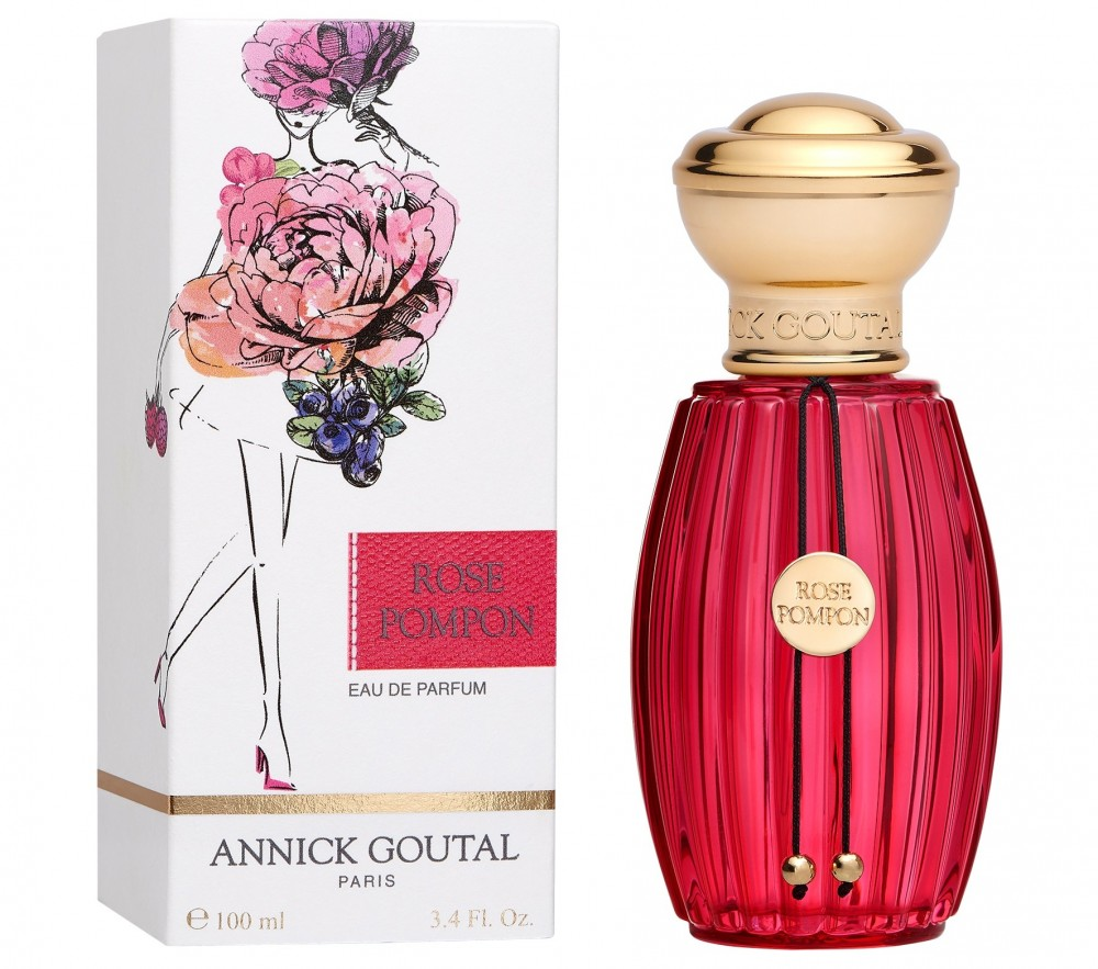 Pompon Annick Perfume A Fragrance Parfum Goutal New Eau De Rose pUMVSz