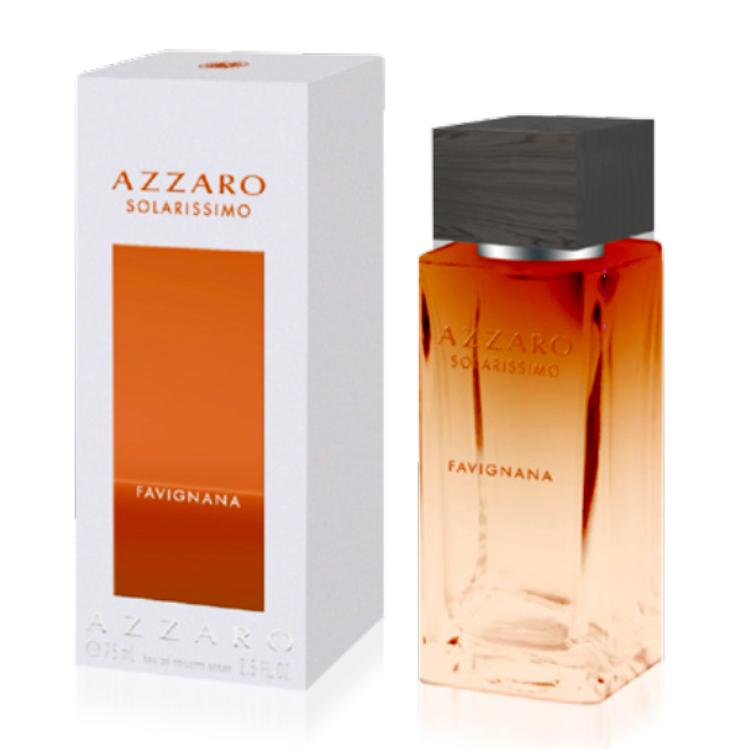 Solarissimo Favignana Azzaro одеколон новый аромат для мужчин 2018