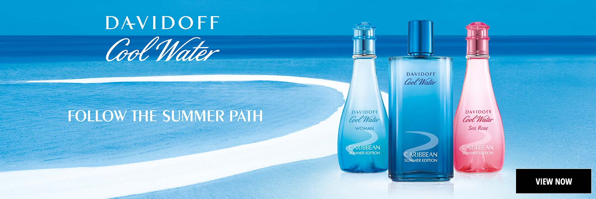 Davidoff Cool Water Woman Sea Rose Caribbean Summer Edition Davidoff  perfumy - to perfumy dla kobiet 2018