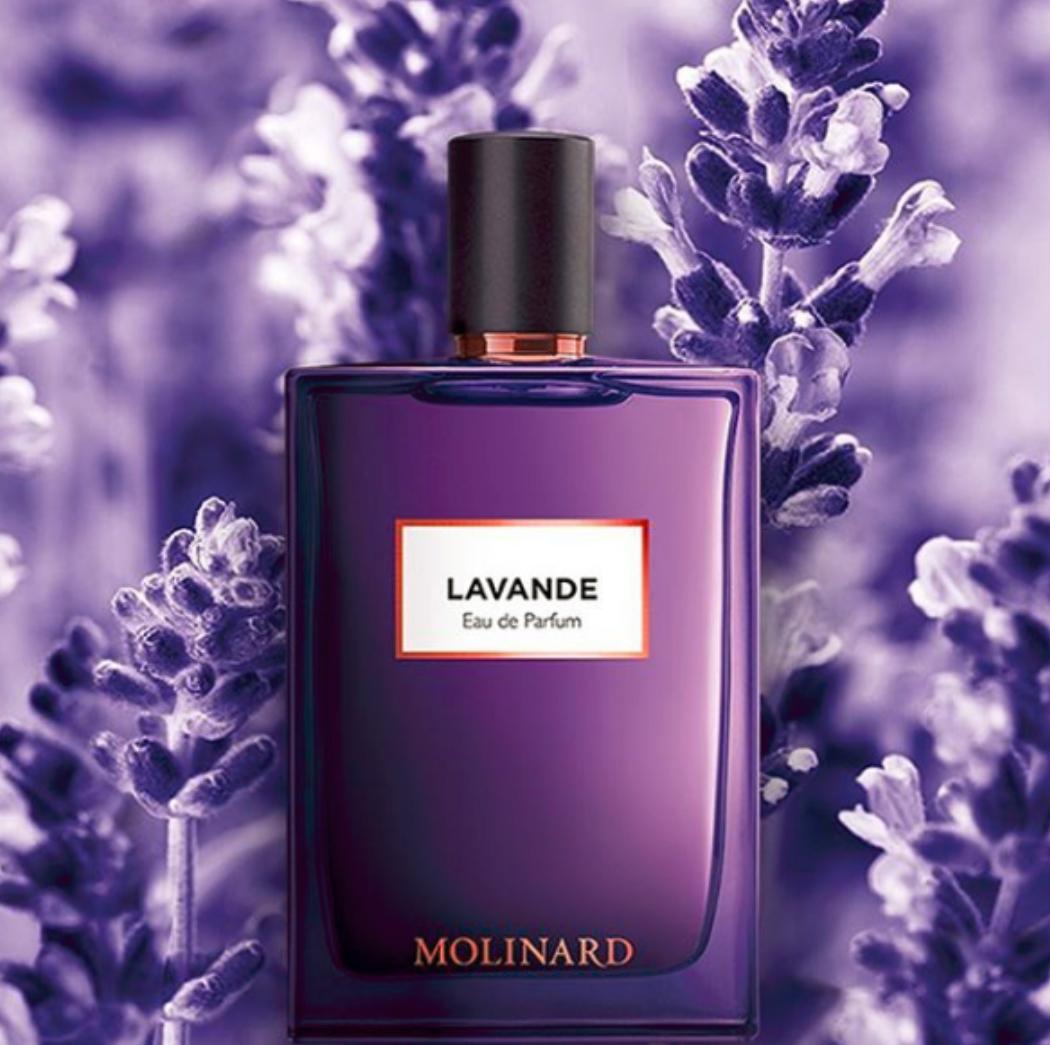 Molinard De Parfum Pour Lavande Homme Eau Et Femme A35R4jL