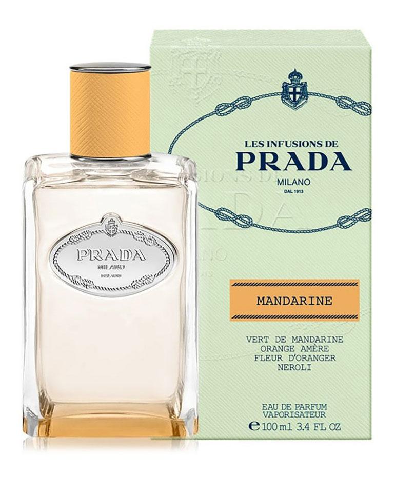 Infusion Mandarine Prada perfume - a new fragrance for women and men ... 21877d960ca