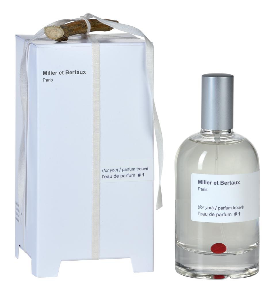 1 For You Parfum Trouvé Miller Et Bertaux Perfume A Fragrance