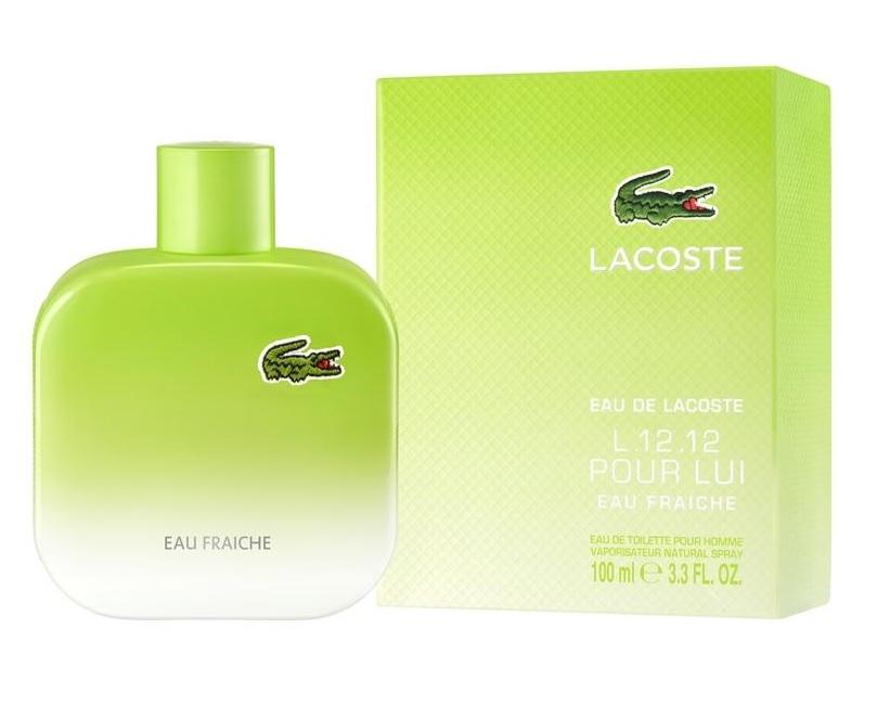 Lacoste Fragrances Eau 12 12 Fraîche De Cologne L Un hQtsdrC