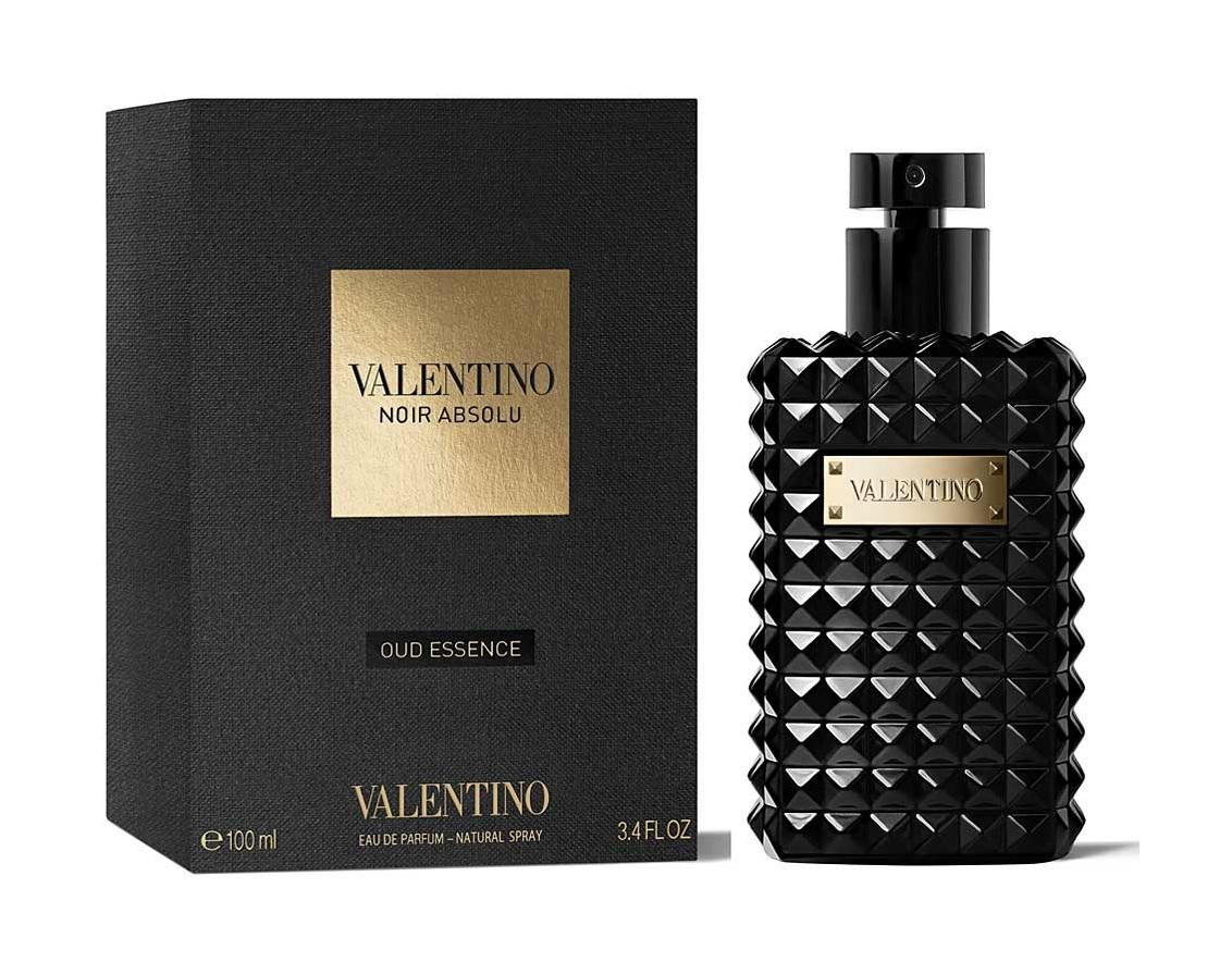 Valentino Noir Absolu Oud Essence Valentino Parfum Un Nouveau