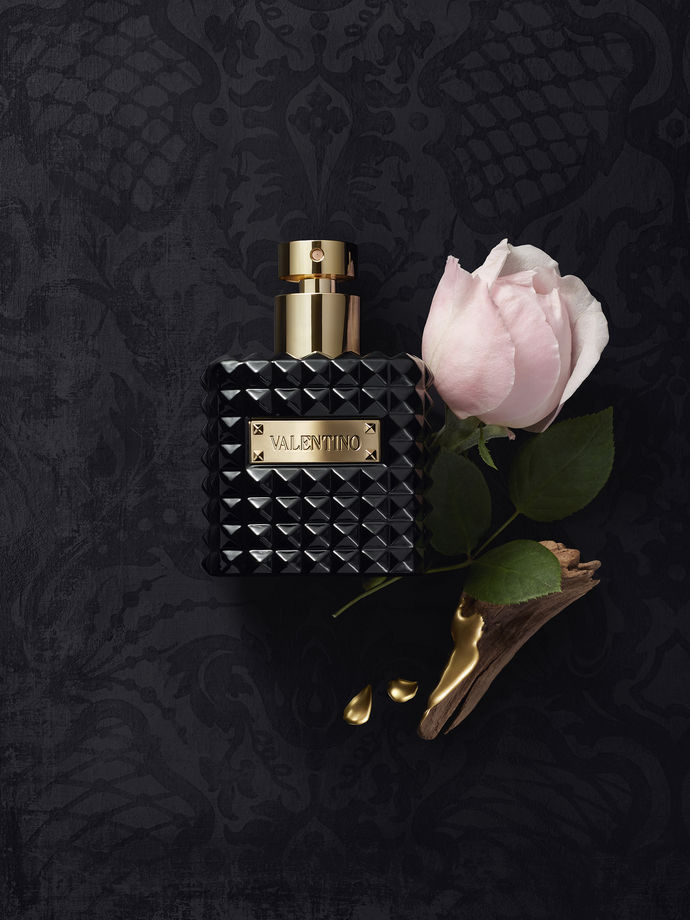 Noir Pour Femme Valentino Absolu Donna Lq54AjR3