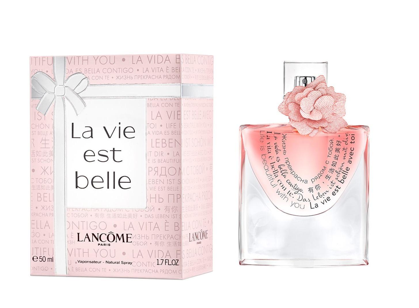 0ee9ead40 La Vie est Belle avec Toi Lancome perfume - a new fragrance for ...