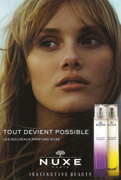 Le Matin des Possibles Nuxe Parfum ein es Parfum für