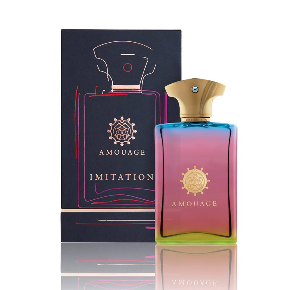 Imitation For Man Amouage Cologne A New Fragrance For Men 2018