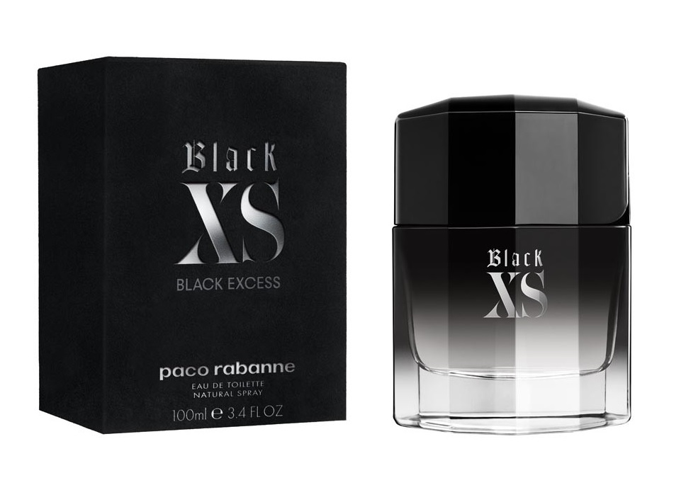 e1dd907cb8397 Black XS (2018) Paco Rabanne cologne - a new fragrance for men 2018