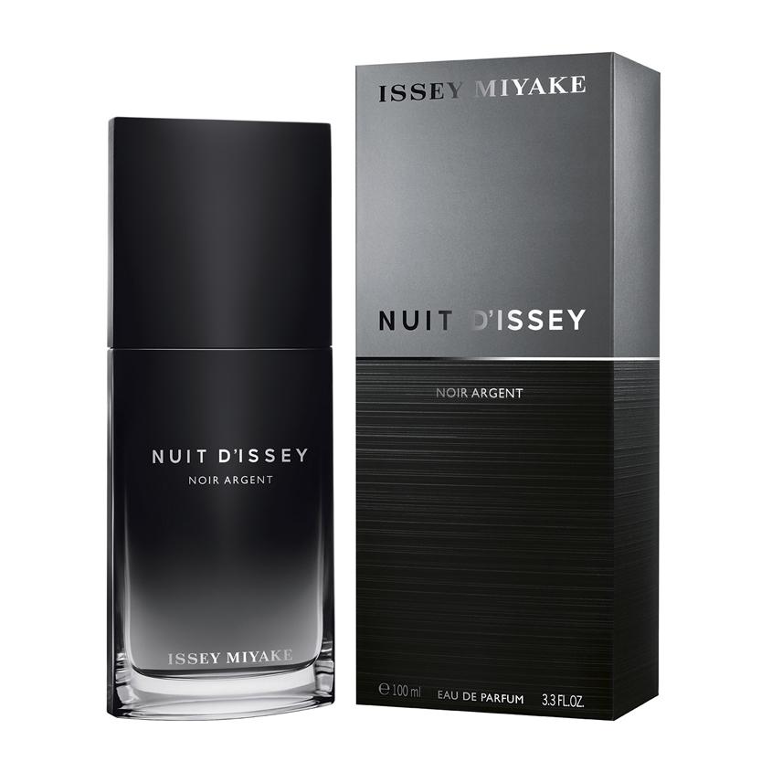 Issey Parfum Noir Argent Miyake D'issey Nouveau Cologne Un Nuit 13FTJculK